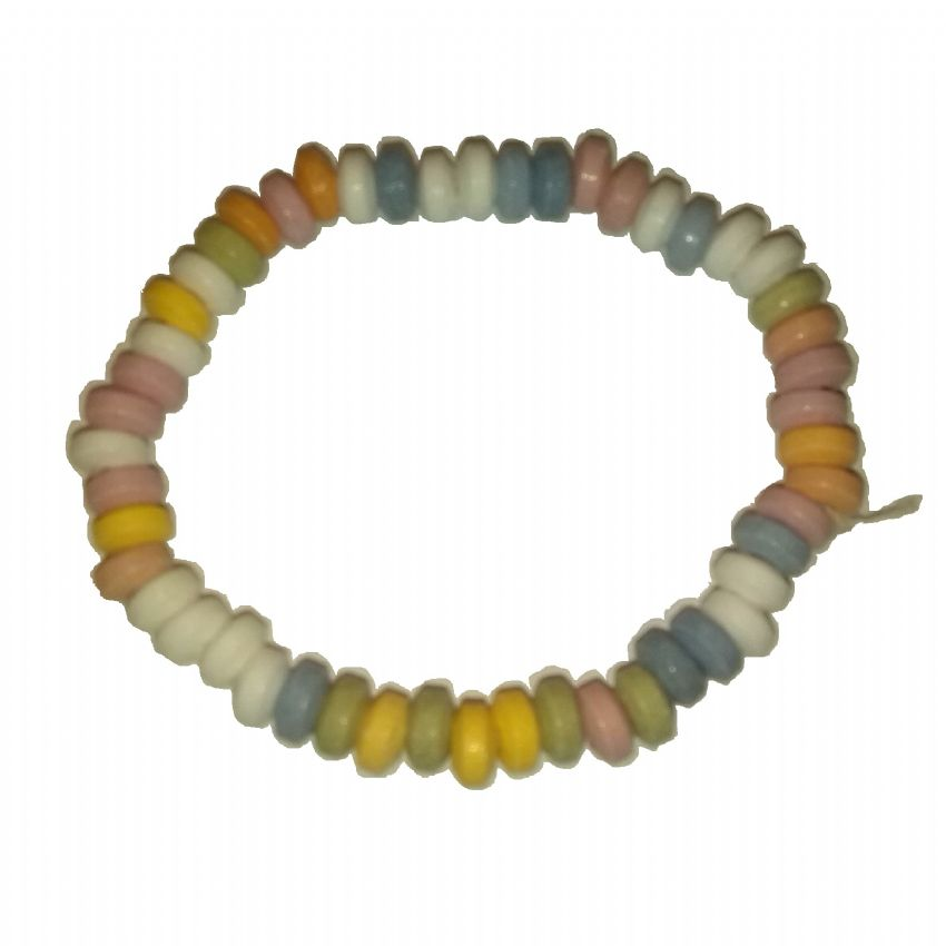 Candy Beads Necklace LOOK O LOOK Sweets 17.7g